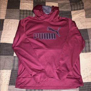Puma hoodie Men's Medium